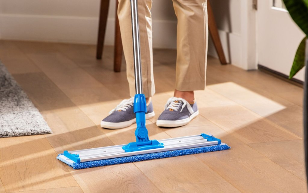 Laminate Floors Cleaning Tips